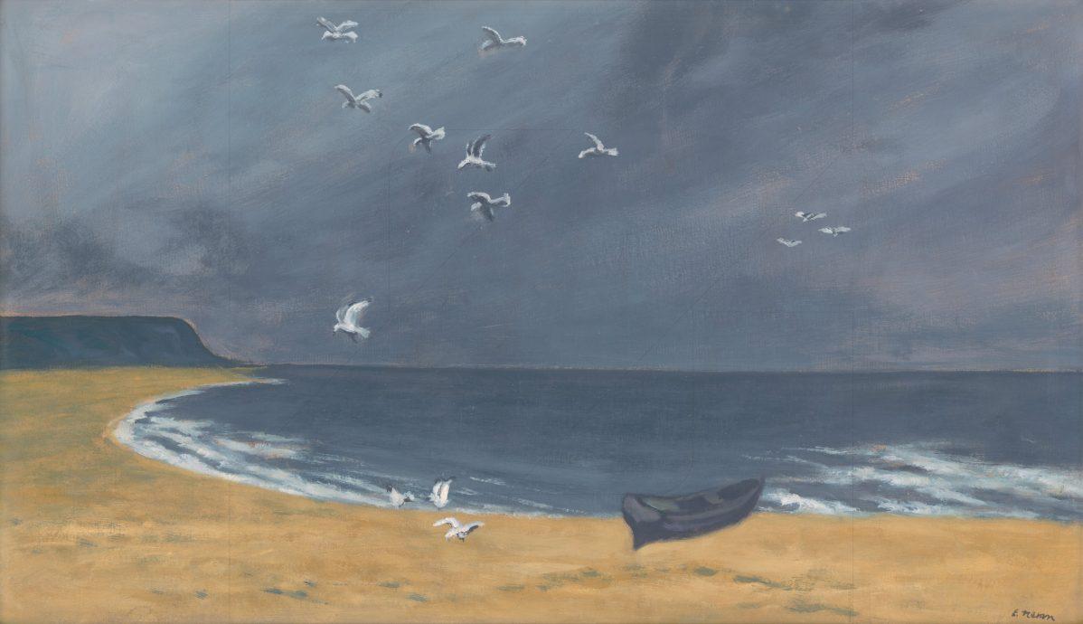 Eugen Nevan - Čajky na Balte
