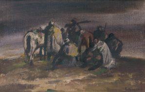 Ferdinand Hložník - Po boji