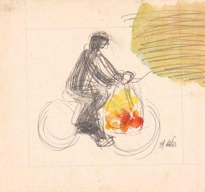 Ľudovít Hološka - Chlap s jablkami