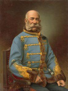 J. Sonnenschein - František Jozef I.