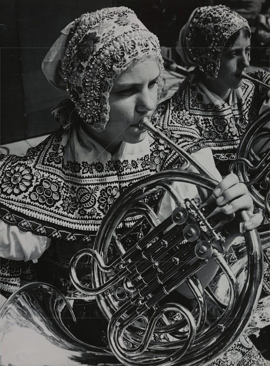 Ján Náhlik - Muzikantky