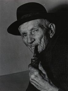 Ján Náhlik - Starček s fajkou